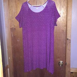 Spring T-Shirt Dress